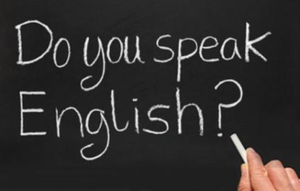 Start-Ups: Right to Speak English
