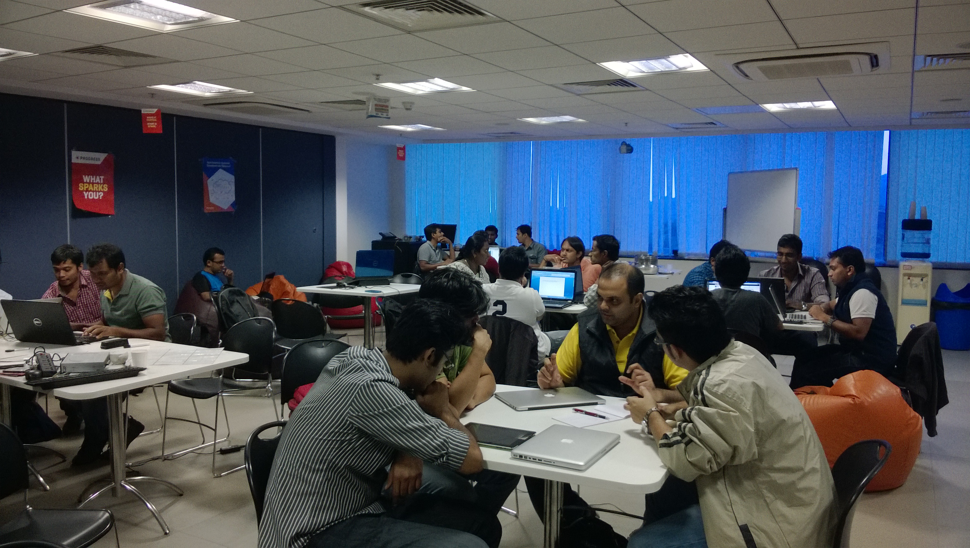Startup Weekend Hyderabad: Day Two