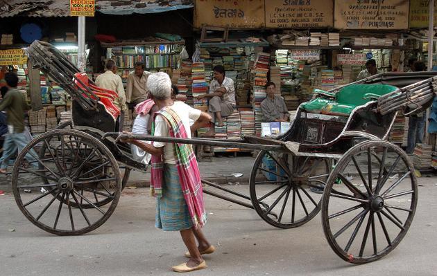 Street Shopping Destinations in Kolkata