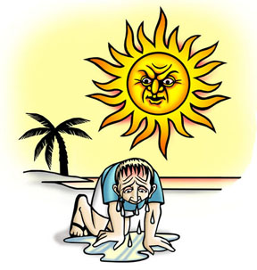 Summers are here- Beat the heat