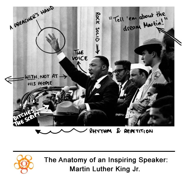 THE GREAT ORATOR