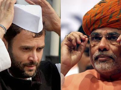 The Great Indian PM Battle - Rahul v/s Modi