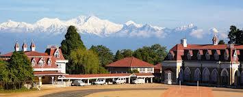 The Magical Town of Darjeeling