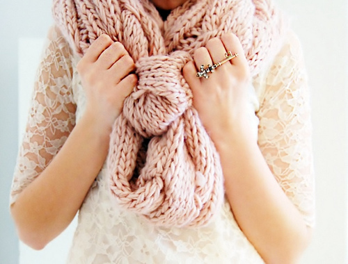The flowing fashion: scarves and mufflers