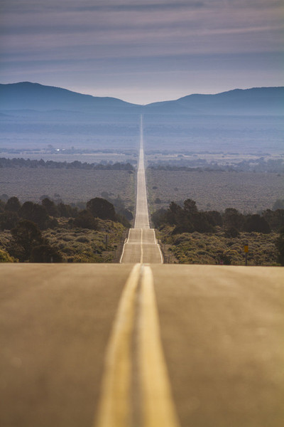 Travel to 'Nowhere'