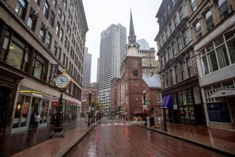 Live the Bostonian life