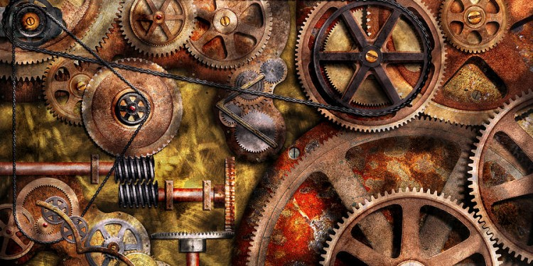 The World of Steampunk
