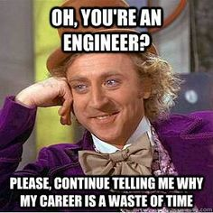 WHAT ENGINEERING HAS TAUGHT ME TILL DATE