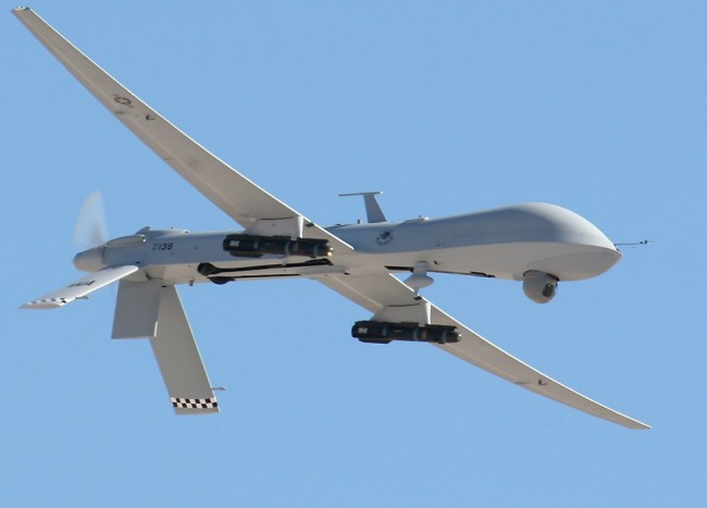 Drones for civilian usages already a reality