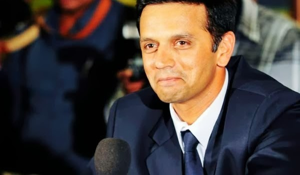 Royal salute to Rahul Dravid