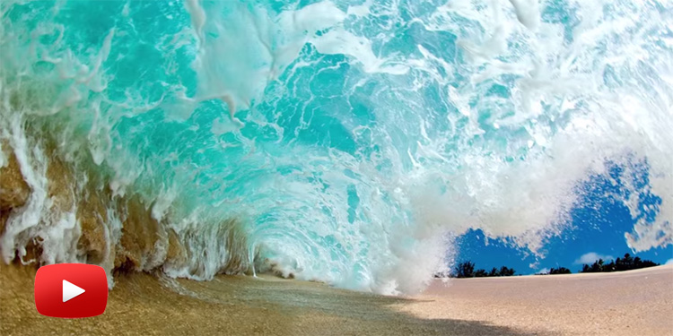 Wave Photograhy | Youthopia