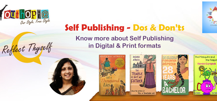 Self Publishing - Rasana Atreya